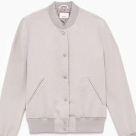 Wilfred bomber jacket